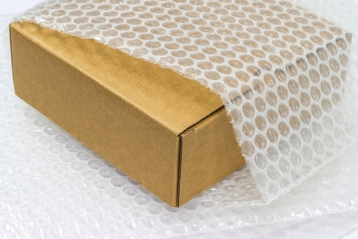 Use strong and durable packing materials for moving in bad weather.