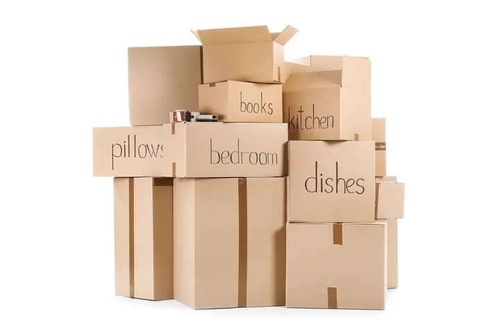 Seniors should have a sorting system in place when moving.