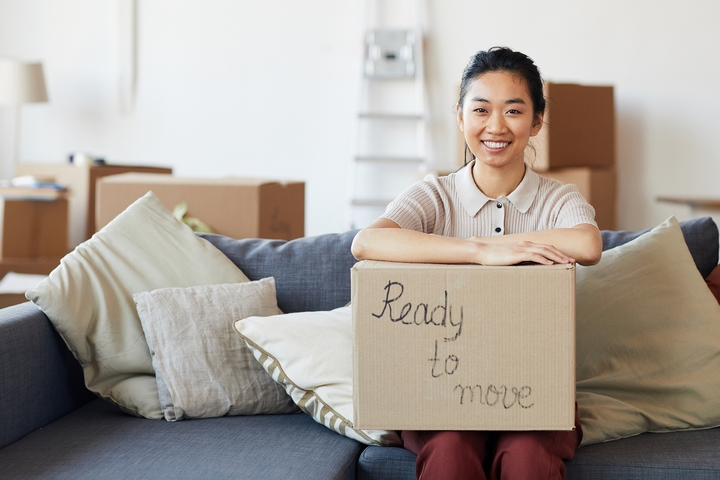 Prepare yourself emotionally for moving away